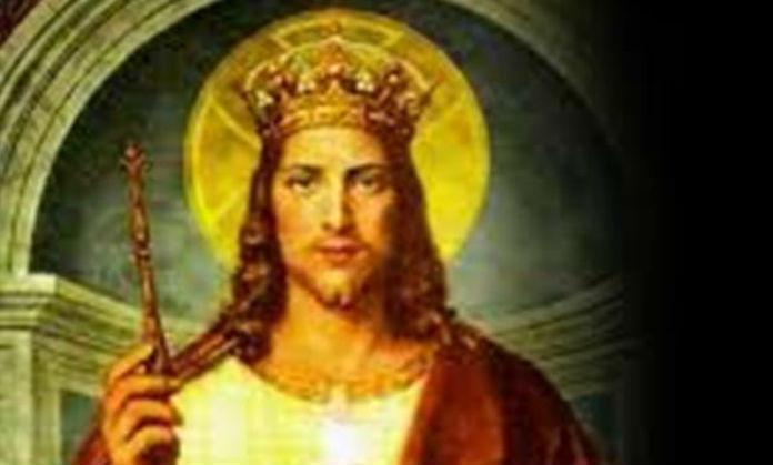 Resultado de imagen para El Señor, rey y juez del mundo