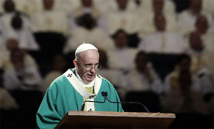 El Papa Dice De Los Ataques En Par S Esto No Es Humano El Impulso
