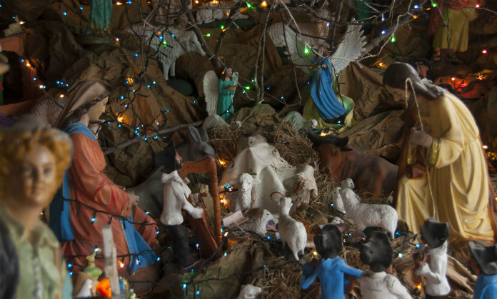 dd691ed2117a7 El pesebre es la verdadera representación de la Navidad