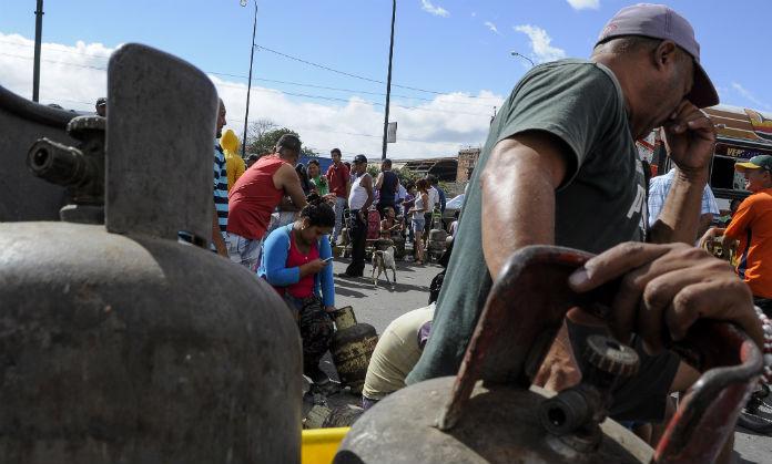Protesta gas Santa Rosalia1