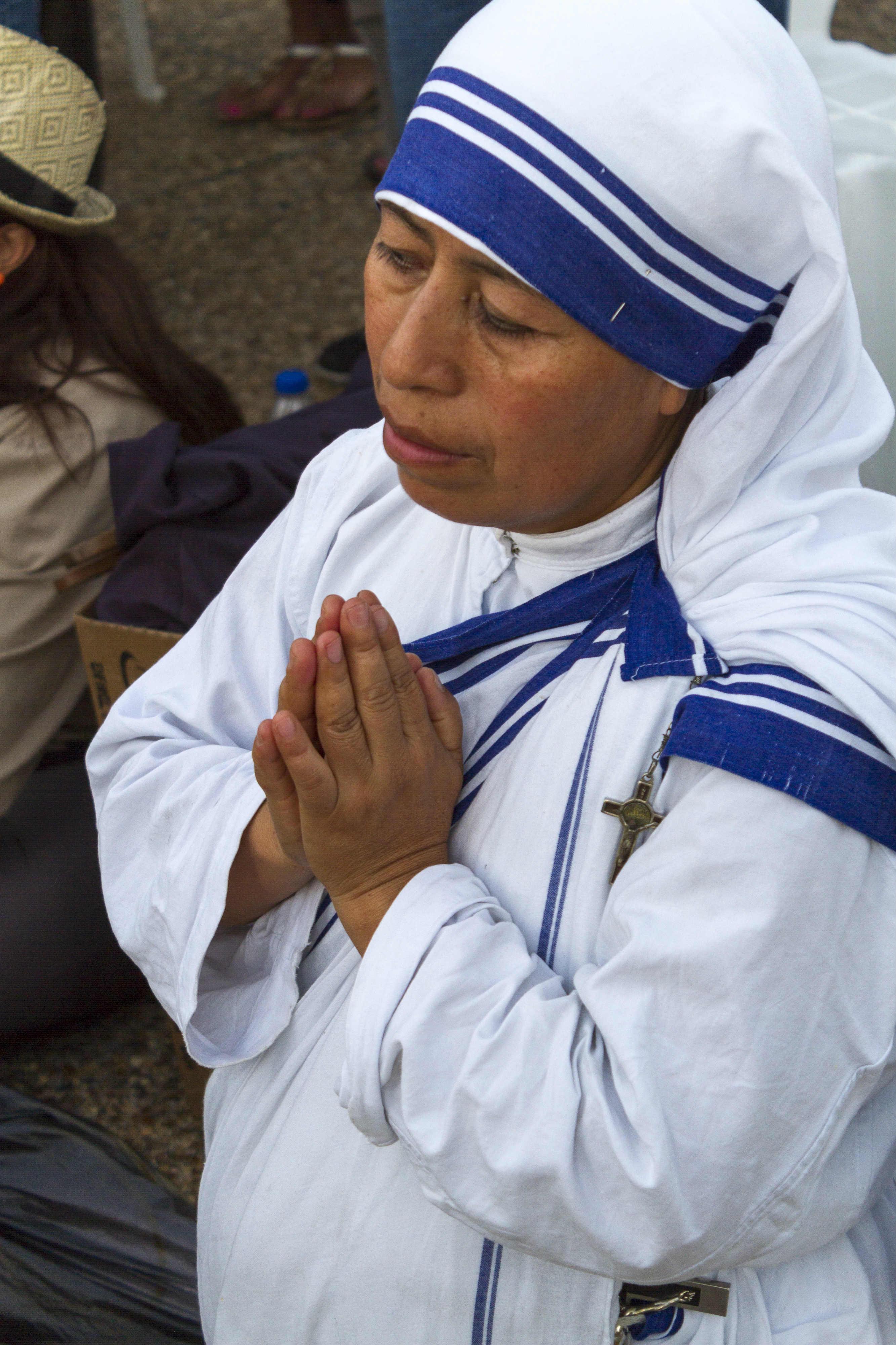 Divina Pastora fieles1