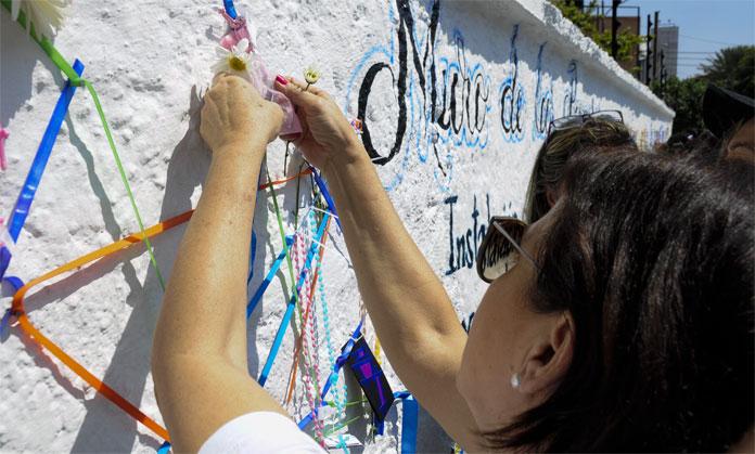 INAGURACION DE OBRAS EN LA CLARET 13/01/16 FOTO RAFAL HENRIQUEZ