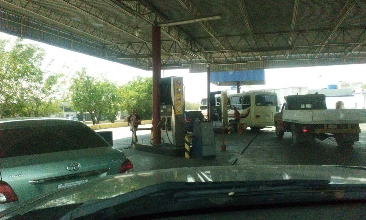 La gasolina grand vitara