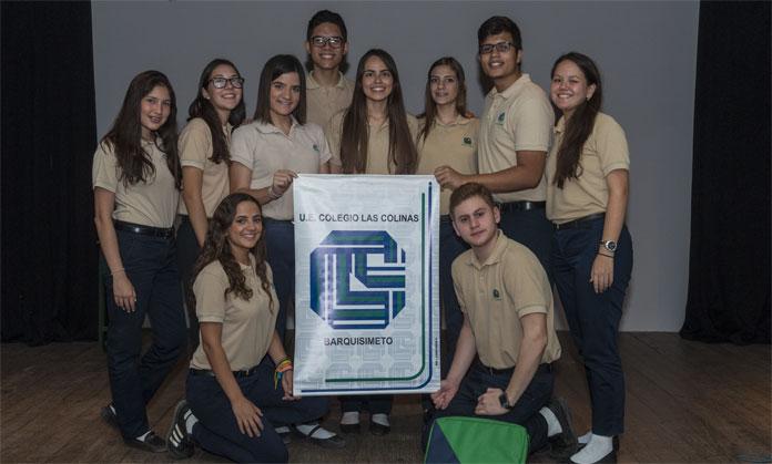 Estudiantes larenses embajadores de un sue o en nueva for Cafetin colegio las colinas