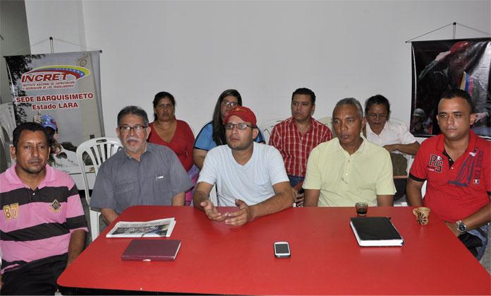 Firma de contrato colectivo de los docentes venezuela for Educacion para poder
