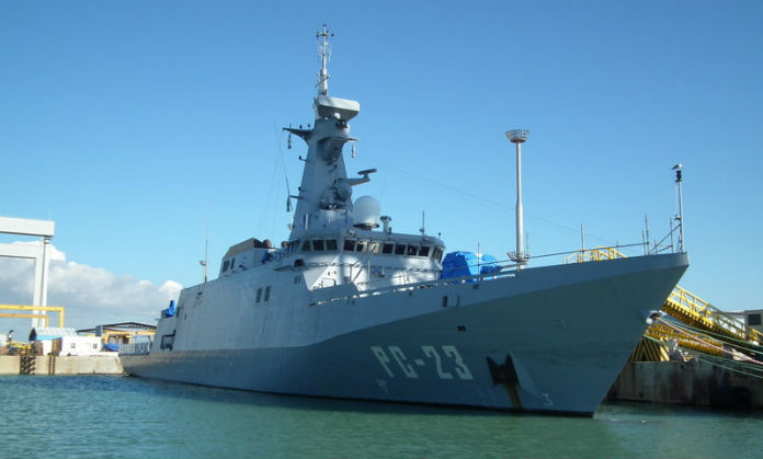 Base naval de puerto cabello venezuela