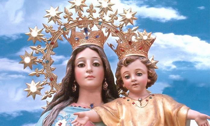 Hoy Es Día De María Auxiliadora