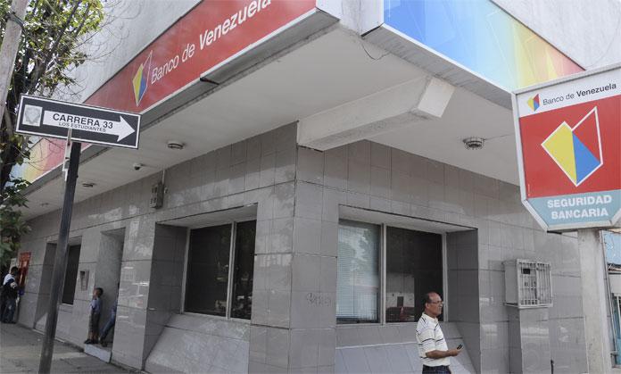 Hurtan en la madrugada el banco venezuela el impulso for Banco banco de venezuela