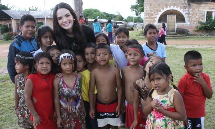 Miss Venezuela Internacional 2015 realizó jornda odontológica en ... - El Impulso (Comunicado de prensa) (blog)