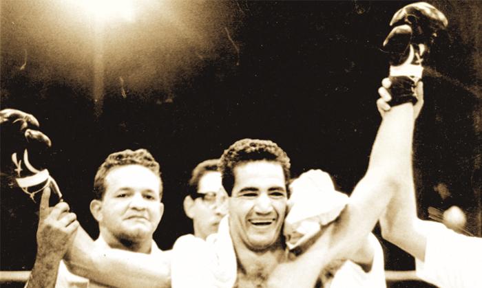 Carlos Morocho Hernández, campeón mundial venezolano de boxeo. Foto: Pedro Arías/Grupo Últimas Noticias