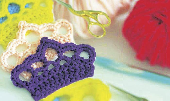 RevistaGala Amor al tejer: niño al nacer, algo tejido debe tener ...