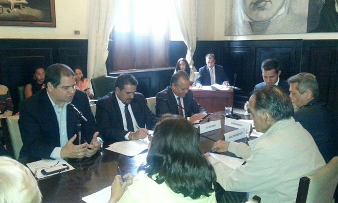 Aprobado cronograma y normativas para la elección de nuevos rectores del CNE