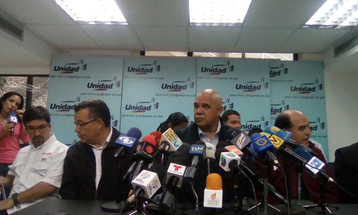 Los cuatro anuncios de la oposición en Venezuela