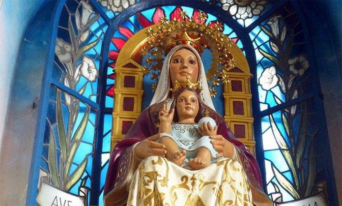 Hoy también se celebra la aparición de la Virgen de Coromoto ...