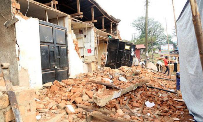 Diez muertos en Tanzania tras un terremoto de 5,7 grados
