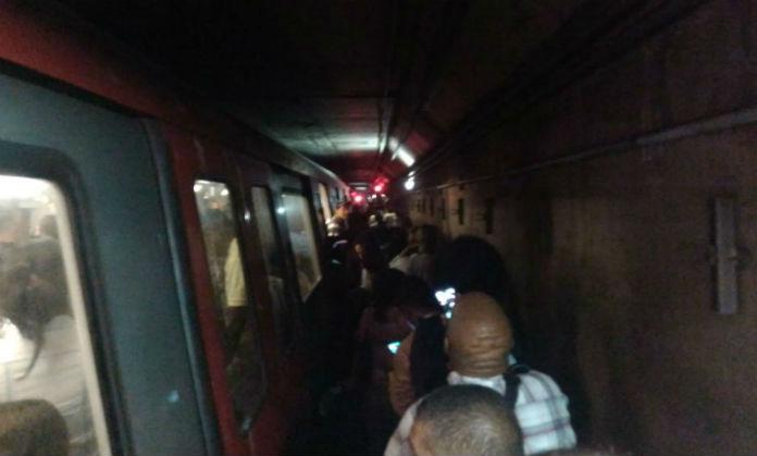 Restablecido el servicio de trenes en el Metro de Caracas