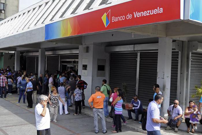 Banca respalda acciones para evitar retorno de dinero for 0banco de venezuela