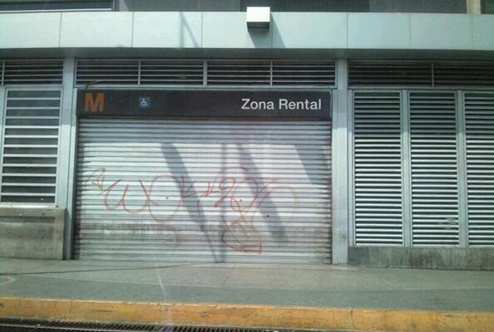 Metro de Caracas cierra temporalmente nueve estaciones