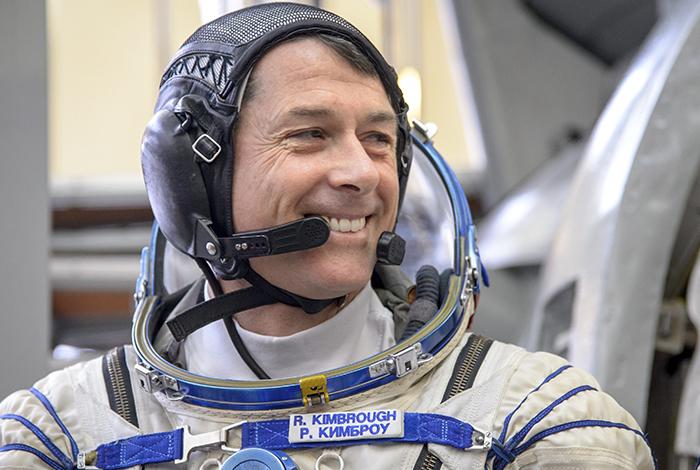 ¿Cómo se vota desde la Estación Espacial Internacional? Este astronauta lo hizo