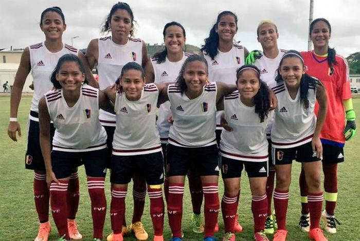 Venezuela inició su camino con derrota ante Alemania 1-3