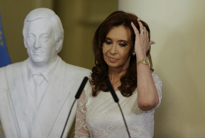 Ordenan prisión preventiva para Cristina Kirchner