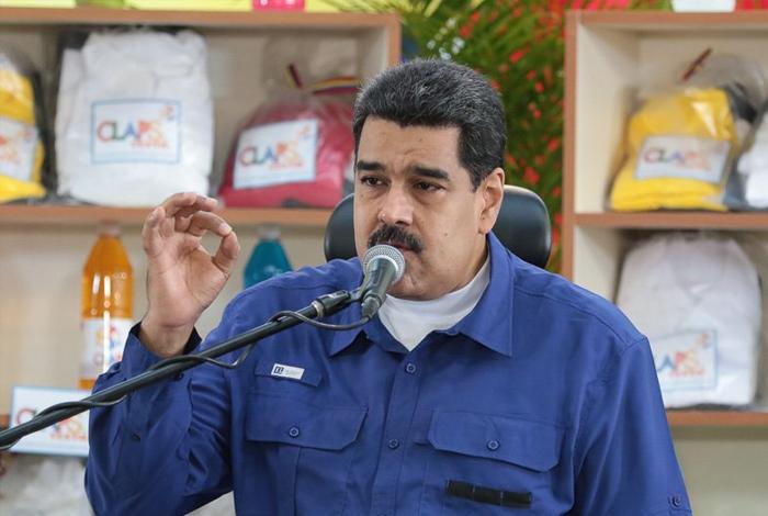 Maduro aseguró que oposición y