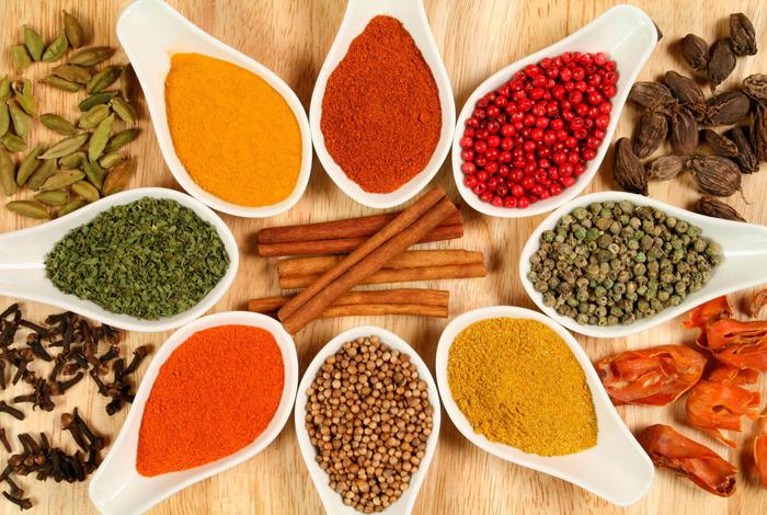 RevistaGala Colores, sabores y Olores: Especias para tu cocina - El ...