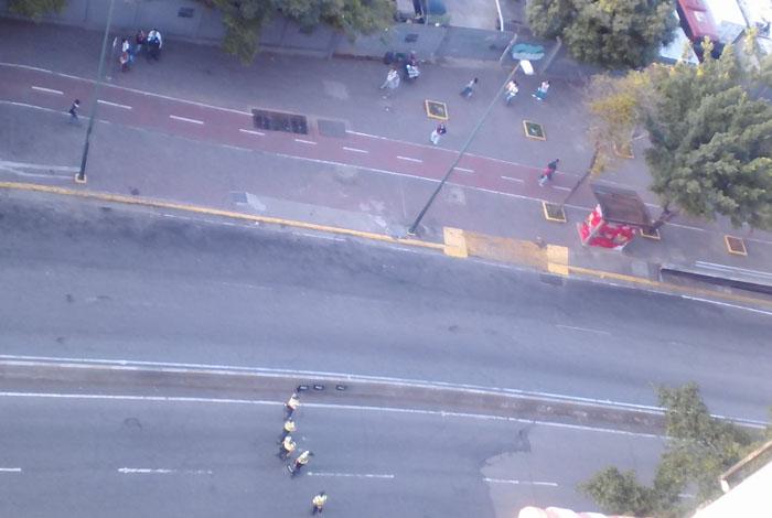 Así transcurrió marcha opositora en Caracas para exigir elecciones (Fotos+Videos)