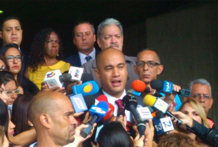 Congreso promoverá proceso contra Maduro — Venezuela