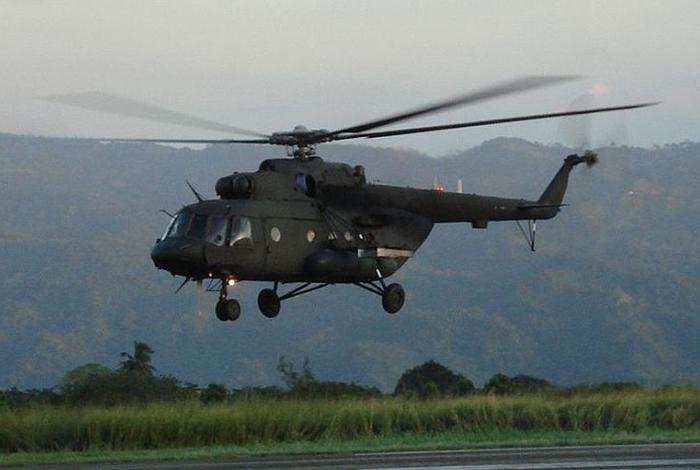 Continúa la búsqueda del helicóptero desaparecido en el Amazonas — Venezuela
