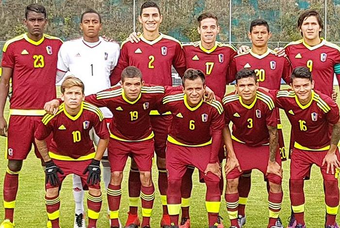 Venezuela Sub 20 Contra Ecuador Sub 20: Venezuela Sub20 Vence A Ecuador