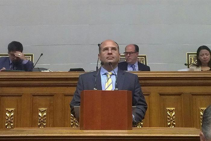 Congreso aprueba voto de censura contra ministro — Venezuela