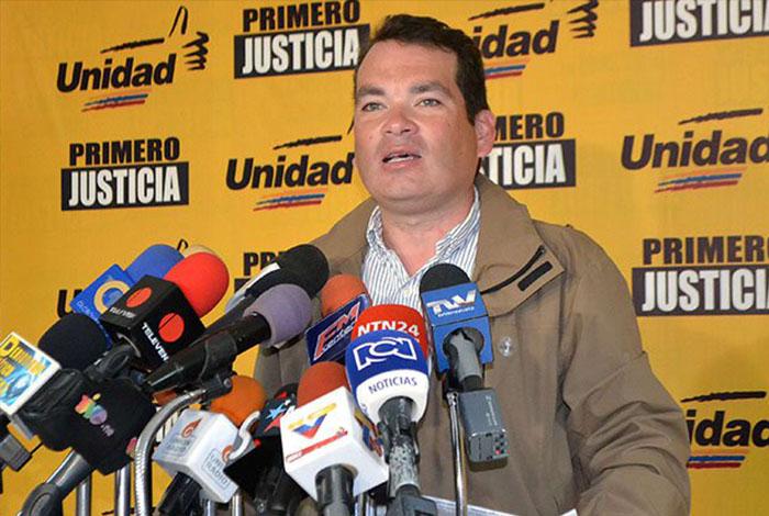 Tomás Guanipa negó participación en diálogo con el gobierno #12Sep