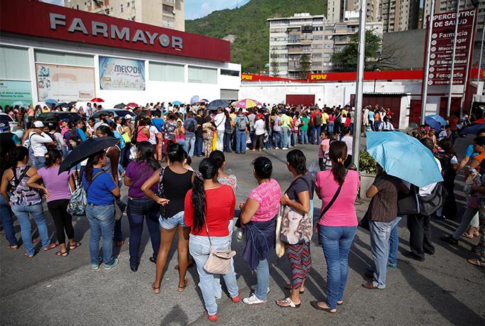 Resultado de imagen para crisis economica en venezuela
