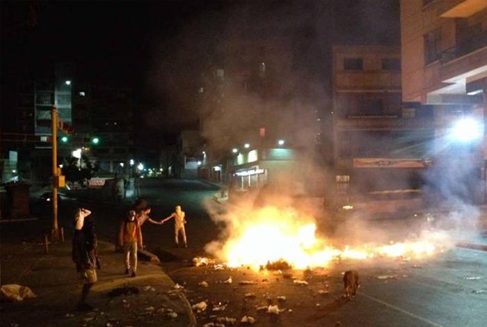 Sujeto fue asesinado por impacto de bala durante protesta en Petare