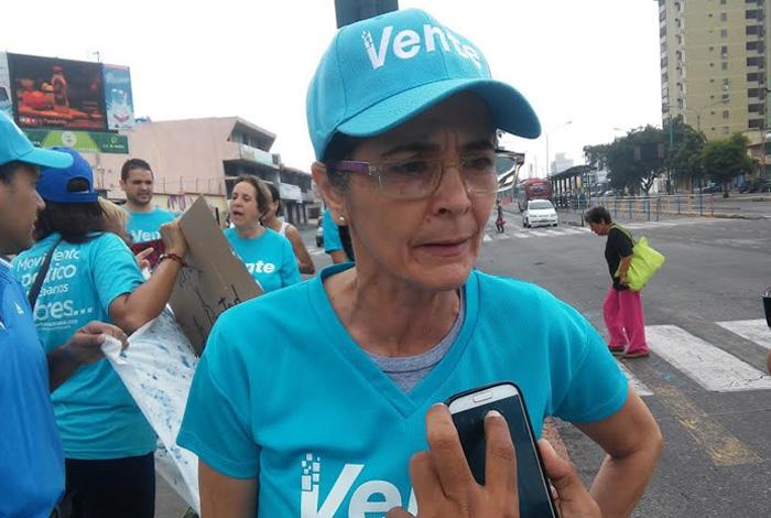 María Corina Machado reiteró el llamado a protestar este 19 de abril