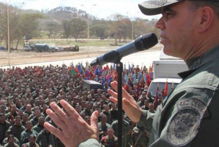 Venezuela activa Plan Zamora en defensa de la paz de la Patria