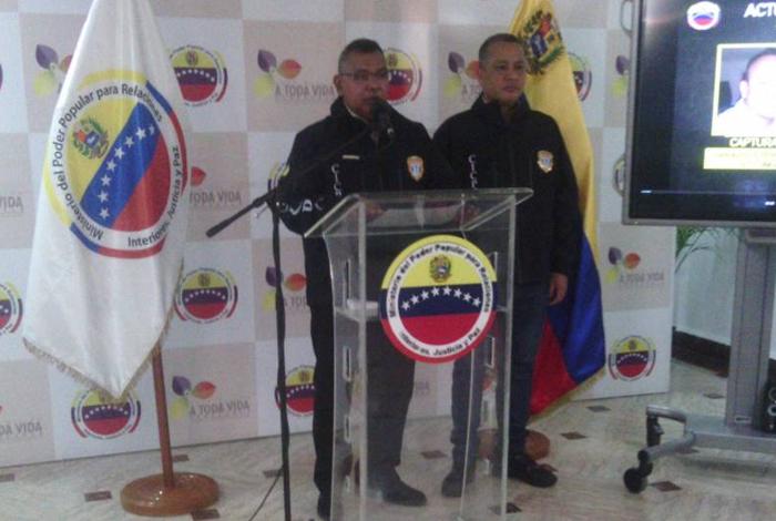 Ministro Reverol aseguró que asesinato de Paola Ramírez fue