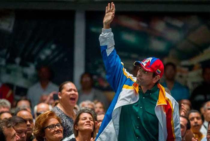 Anuncia Venezuela retirada de la OEA