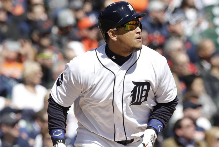 Venezolano Miguel Cabrera pegó su primer grand slam en MLB desde 2013