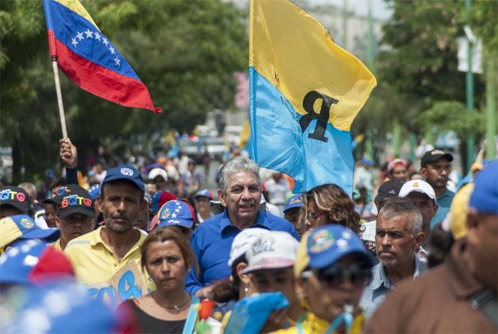 TSJ difiere audiencia de Ramón Muchacho y prohíbe su salida del país