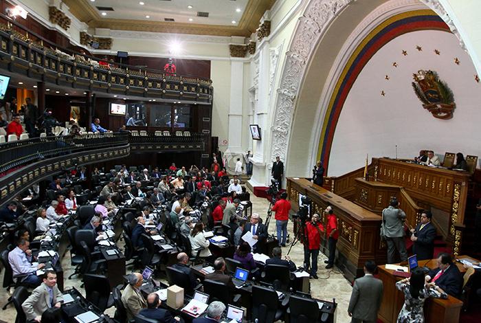 Oposición denuncia a Maduro y magistrados por Constituyente
