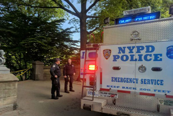 Policía encontró dos cadáveres en aguas del Central Park