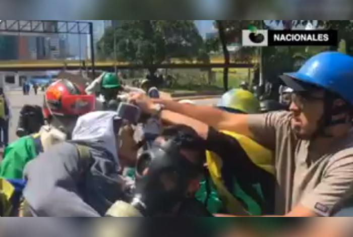 Murió Miguel Castillo en Las Mercedes tras recibir una herida intercostal