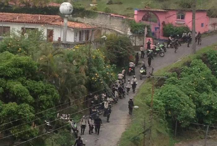 Confirman 12 detenidos y 3 allanamientos ilegales en San Antonio — VENEZUELA