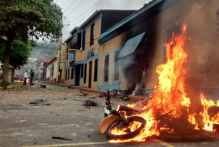 Venezuela: aumenta el número de muertes en nueva jornada de protestas