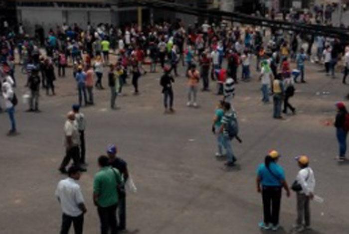 Murió estudiante herido de bala en la UDO Bolívar