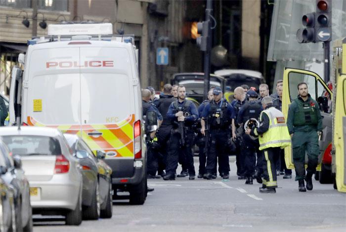 En estado crítico 21 heridos en el ataque de Londres