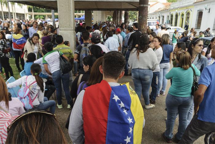 TSJ de Venezuela declara 'inadmisible' destitución de magistrados