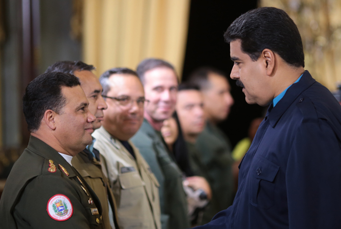 Incidente con caravana presidencial produjo destitución de González — Rangel